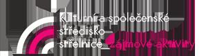 Návrat na domovskou stránku , vypadá jako logo: Kulturní a společenské středisko