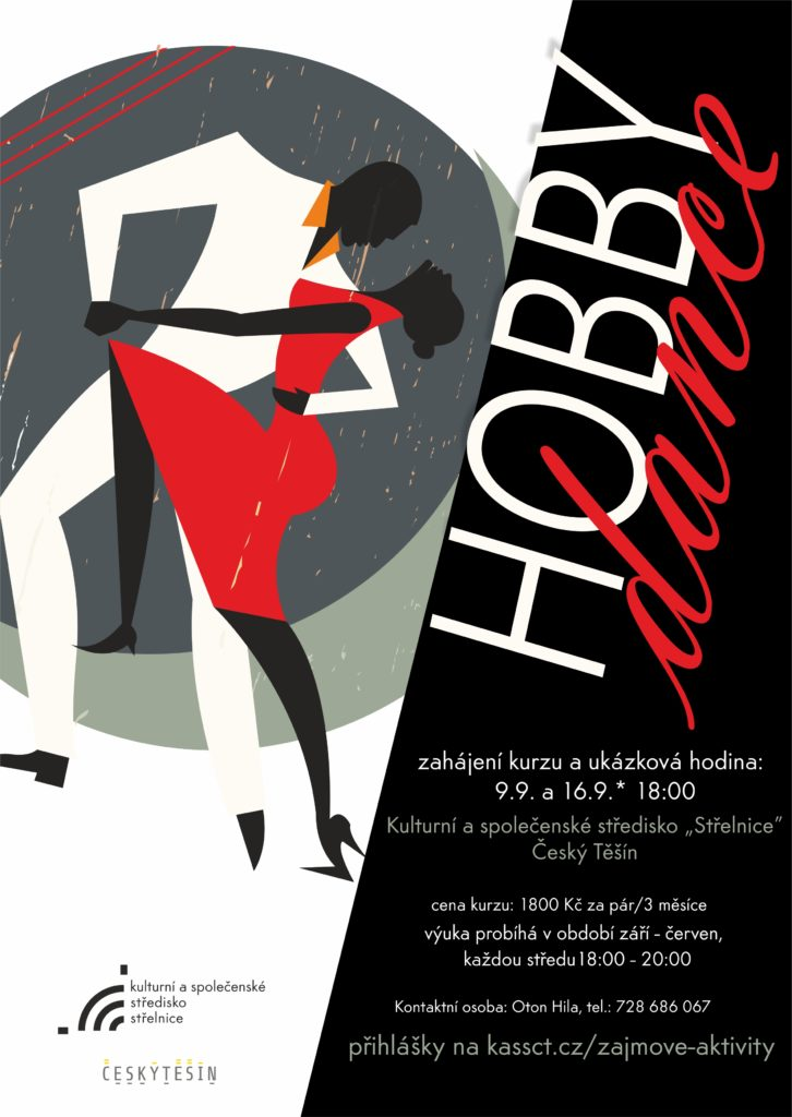 plakát k Hobby dance