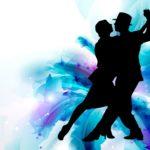 náhledový obrázek k Hobby dance - silueta tanečního páru