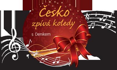 Logo Česko zpívá koledy s Deníkem