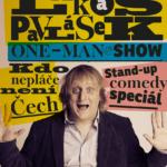 Plakát k talkshow Lukáše Pavláska