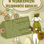 """Plakát k soutěži """"O nejkrásnější velikonoční kraslici"""""""