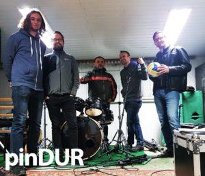 foto členů kapely pinDUR