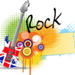 Foto kytary - rock - jazzklub